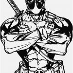 Deadpool Coloring Pages Beautiful Deadpool Coloring Pages Portraits Deadpool Coloring Pages Valid