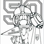 Denver Broncos Coloring Book Marvelous 20 Outstanding for Broncos Coloring Pages Image