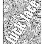 Design Coloring Pages for Adults Beautiful Lovely Circle Pattern Coloring Pages – thebookisonthetable