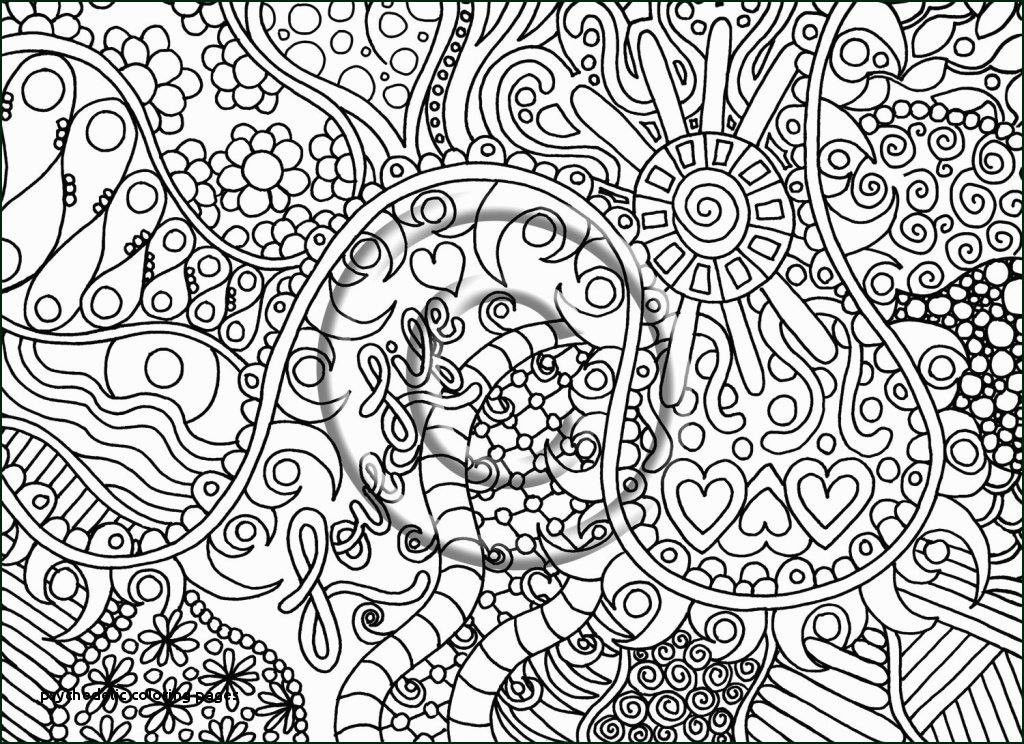 Psychedelic Coloring Pages For Adults Fresh Cool Drawings To Draw