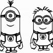 Despicable Me Coloring Book Creative Despicable Me Coloring Pages