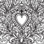 Detailed Coloring Pages for Adults Awesome Easy Stress Relief Coloring Pages Lovely Cool Coloring Page for