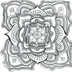 Detailed Coloring Pages for Adults Awesome Intricate Coloring Pages – Reprom