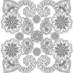 Detailed Coloring Pages for Adults Fresh Art therapy Pattern Coloring Pages Inspirational Page Coloring 0d