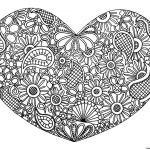Detailed Coloring Pages for Adults New Coloring Pages Hearts with Arrows