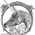 Detailed Coloring Pages for Adults Unique Free Paisley Coloring Pages New Free Unicorn Coloring Pages