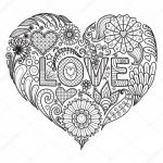 Detailed Coloring Pages for Adults Unique Love Coloring Pages Zen Coloring Pages Fresh Best Coloring Page for