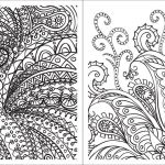 Detailed Coloring Pages for Adults Unique Posh Adult Coloring Book Paisley Designs for Fun & Relaxation