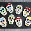 Dia De Los Muertos Coloring Sheets Amazing Day Of the Dead Biscuits Recipe