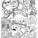 Difficult Color by Number for Adults Best Super Hard Coloring Pages