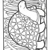 Difficult Color by Number for Adults Elegant Number 18 Coloring Page Felszamolas