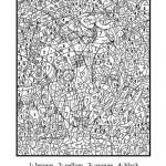 Difficult Color by Number for Adults Pretty Super Hard Coloring Pages