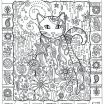 Difficult Color by Numbers Amazing Extreme Coloring Pages – thefrangipanitree