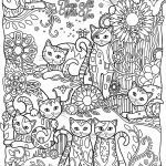 Difficult Coloring Book Creative Pin by Karen Hano On Adult Coloring Pages
