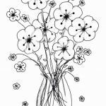 Difficult Coloring Book Exclusive Coloring Pages for Adults Flowers