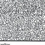 Difficult Coloring Pictures Inspiration √ Free Printable Color Number Coloring Pages or Coloare – Kids to