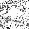 Dinasour Coloring Book Elegant 25 Best Ideas for Coloring Pages Dinosaurs Collection