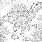 Dino Coloring Pages Best Jurassic World Coloring Pages Fabulous Adult Coloring Pages Dinosaur