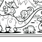Dino Coloring Pages Creative Free Printable Dinosaur Coloring Pages Inspirational Best Print