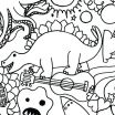 Dinosaur Coloring Book Printable Marvelous Free Printable Lion King Coloring Pages – Thishouseiscooking