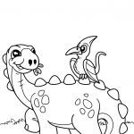 Dinosaur Coloring Pages to Print Beautiful Printable Dinosaur Coloring Pages