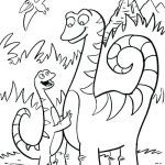 Dinosaur Coloring Pages to Print Best Printable Dinosaur Coloring Pages – Psubarstool
