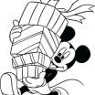 Disney Christmas Coloring Book Inspired Mickey Mouse Coloring Pages Christmas – Campradio