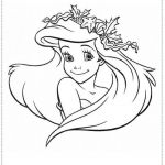 Disney Coloering Pages Beautiful Little Mermaid Coloring Pages New Pin Od Renata Na Disney Coloring