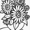 Disney Color Pages Inspiring Coloring Pages Flowers Disney Mandala Cool Vases Flower Vase