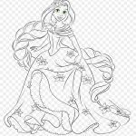 Disney Coloring Pages Online Amazing Coloring Books Free Disneyrincess Coloringages torint 8x10 Dress