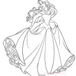 Disney Coloring Poster Wonderful Princess Coloring Pages Sleeping Beauty