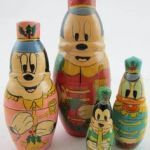 Disney Matryoshka Dolls Beautiful 50 Best Disney Nesting Dolls Images In 2015