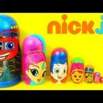 Disney Matryoshka Dolls Exclusive Videos Matching Team Umizoomi Nesting Matryoshka Dolls toy Surprises