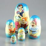 Disney Matryoshka Dolls Inspiring 50 Best Disney Nesting Dolls Images In 2015
