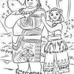 Disney Moana Coloring Book Awesome 13 Best Moana Coloring Pages Images In 2017
