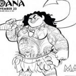 Disney Moana Coloring Book Beautiful Moana Free Coloring Pages Unique Free Printable Moana Coloring Pages