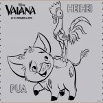 Disney Moana Coloring Book Exclusive Peter and the Wolf Coloring Pages Kanta