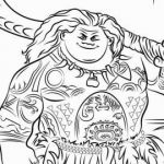 Disney Moana Coloring Book Marvelous Moana Free Coloring Pages Unique Free Printable Moana Coloring Pages
