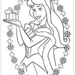 Disney Princess Coloring Pages Inspired Christmas Coloring Pages Christmas Coloring Pages