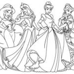 Disney Princess Coloring Pages Online Inspiration Coloring Book World Disney Princess Coloring All Pages for Kids