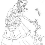 Disney Princess Coloring Pages Online Inspiration Inspirational Baby Princess Rapunzel Coloring Pages – Doiteasy