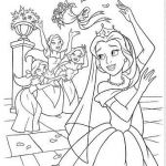 Disney Princess Pictures to Print Best Of Wedding Wishes 14 by Disney Ual Via Flickr Belle Beauty Beast