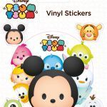 Disney Tsum Tsum Pictures Excellent Disney Tsum Tsum Faces Samolepka