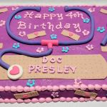 Doc Mcstuffins Cupcake Inspiring Custom Made Cakes and Cookies In West Girls Cakes 4 Doc Mcstuffins