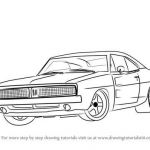 Dodge Viper Coloring Brilliant 1969 Dodge Charger Rt Coloring Page – Artofit