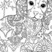 Dog Printing Pages Best Awesome Dog Coloring Page Fvgiment