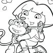Dora and Friends Coloring Pages Inspiration Free Coloring Pages Dora Printable Coloring Pages Coloring Pages