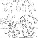 Dora the Explorer Free Best √ Dora Coloring Books or Dora and Boots are Near Mount Coloring