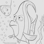 Dory and Nemo Coloring Pages Inspiration Finding Dory Coloring Pages