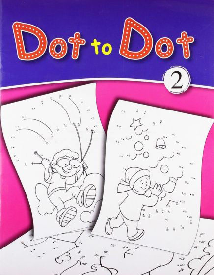 Dot to Dot Coloring Books Best Of Dot to Dots 2 Activity Workbooks Children S Books National